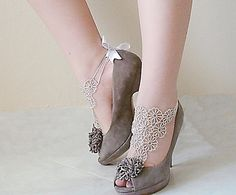 beaded barefoot sandalsfoot jewelrybridal sandalsbeach by seragun, $50.00