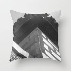 Looking Up #2 Throw Pillow by IAMTHELAB