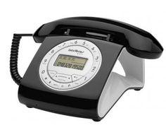 Telefone Com Fio Intelbras - com Identificador de Chamadas TC 8312