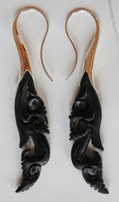 earrings - Opulent Antiquity -- something different to catch the eye