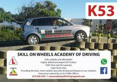 Skill On Wheels Academy of Driving Driving School, Four Square, Wheels, Student, Driving Training School, College Students