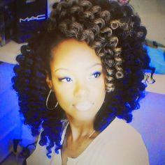 The Best Brands of Marley Hair for Crochet Braids | Curly Nikki | Natural Hair Styles and Natural Hair Care http://www.shorthaircutsforblackwomen.com/rock-killer-crotchet-braids-2015/
