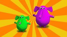 El Elefante Trompita - Canciones Infantiles