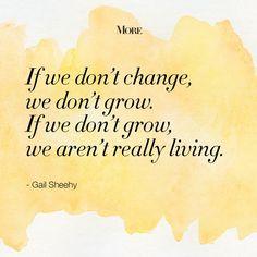 Fürchte dich nicht vor Veränderungen. Fürchte dich vor dem Stillstand (aus Japan) | #Inspiration #Zitat #Weisheit