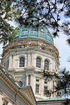Kansas State Capitol, Topeka, US