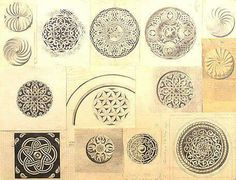 Decorative motifs in Armenian art & architecture