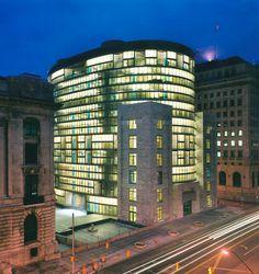 malcolm holzman (holzman moss bottino architecture) - cleveland public library