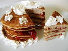 I pancake di fragole sono ideali per una colazione ricca e completa, provateli e ne rimarrete conquistati. Scoprite la ricetta cliccando sul link.
