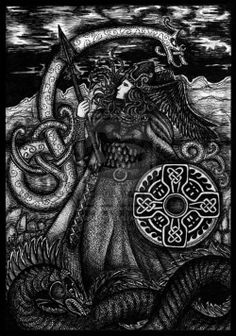 The Lady of the Vanir …when we recall that she chooses half of the battle-slain, when we reflect on her links to the Valkyries and consider her many parallels with Odin, we are lead to conclude that her marital abilities must be formidable…her message is simple, that women too can be strong, assertive, and full of fight. As Frey tells men that they can be lovers and fighters, Freyja says the same thing to women.""