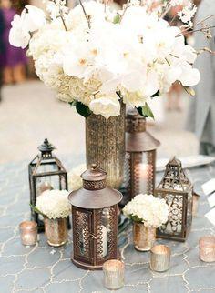 Lantern Wedding Centerpiece Ideas 2019 Lantern Wedding Centerpieces Ideas – Pearloasisfo