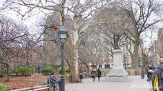 New York, washington park