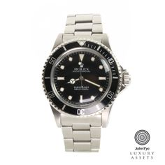 #rolex submariner gents #stainless steel automatic #watch