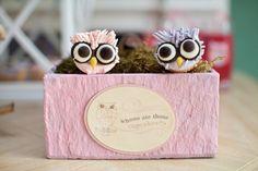 Hot baby shower trend: Owls | BabyCenter Blog