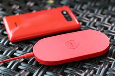 Match your #WindowsPhone Nokia Lumia with this Red Nokia Wireless Charging Plate.