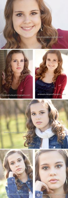 Senior and Teen Photography by Andrea Hurley