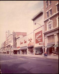 Granby Street way back when