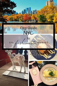 City Guide NYC - The must see and eats of NYC.