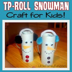 Winter Crafts | Winter Crafts & Activities for Kids