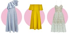 45 Spring Wedding Guest Dresses To Wear Again and Again