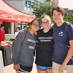 Guess what day it is? Market day...and spirit day! Wear your blue and gray and head out to the Osprey Plaza for the @unfcluballiance club fest 10 a.m.-2 p.m. 💙💙