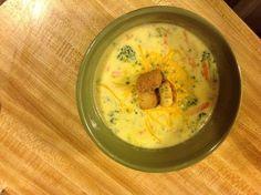 Panera Broccoli Cheese Soup Recipe - Food.com