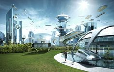 technology utopia | What Ties Those Two Seams Together? The Idea Of Techno-Utopian ...