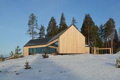 House Y, Iisalmi, Finland/ Arkkitehtitoimisto Teemu Pirinen© Marc Goodwin