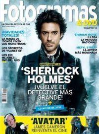 Sherlock Holmes, Detective, Avatar, Movies