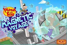 Phineas y Ferb juegos online