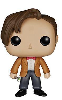 Funko 4628 POP TV: Doctor Who Dr #11 Action Figure FunKo http://smile.amazon.com/dp/B00TR65ZBM/ref=cm_sw_r_pi_dp_hMqkwb1TMCY3E