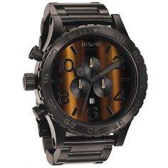 NIXON - 51-30 Watch CHRONO Tiger A0831073 A083-1073