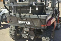 Used 2013 Arctic Cat Prowler 1000 XTZ ATVs For Sale in Arizona. 2013 Arctic Cat Prowler 1000 XTZ, 2013 Arctic Cat Prowler 1000 XTZ - Immense power and dazzling looks Something very strong and exciting is hiding out in the boondocks. Slinking through the forestland over the United States and Canada there is an animal that will set priority over all in similar field. The very presence of this machine will jump-start the system for some rough terrain devotees. The Arctic Cat Prowler XTZ 1000 is…