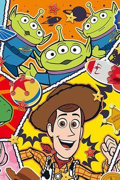 ディズニー iPhone(640×960)壁紙 トイ・ストーリー/コミック・ファン アニメ-スマホ用画像112996 Toy Story Room, Toy Story Movie, Toy Story Party, Wallpaper Iphone Disney, Cute Disney Wallpaper, Cartoon Wallpaper, Arte Disney, Disney Art, Disney Pixar