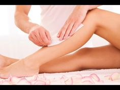 How To Get Rid Of Ingrown Hairs After Waxing - YouTube