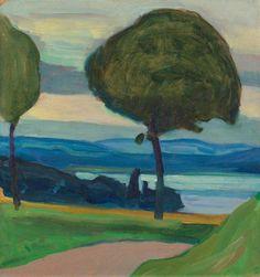 Art Collection, thunderstruck9: Gabriele Münter (German,...
