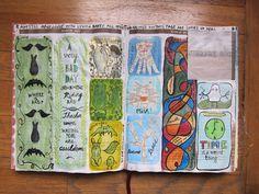Jennifer Joanou Journal Pages
