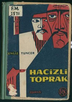 Atomic Anadolu Pop: 25 Book Covers from Turkey - 50 Watts