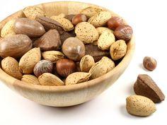 Jak konzumovat ořechy a semínka