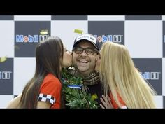 Mobil 1 - '1st to work' stunt - YouTube