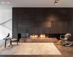 Contemporary Living Room Design Ideas To Get A Warm Room - Contemporary Cottage, Contemporary Interior, Contemporary Stairs, Contemporary Building, Contemporary Office, Contemporary Landscape, Contemporary Architecture, Landscape Architecture, Contemporary Design