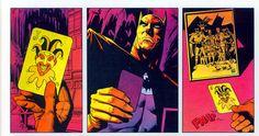 The Killing Joke Color artist: John Higgins Illustrator: Brian Bolland Writer: Alan Moore