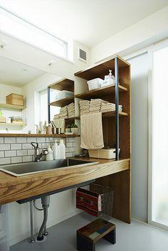 じょぶの注文住宅・事例紹介「ビンテージ家具の似合う家」です。写真や間取り、価格など、詳しい事例をご覧いただけます。注文住宅のことなら注文住宅の総合情報サイト・ハウスネットギャラリー