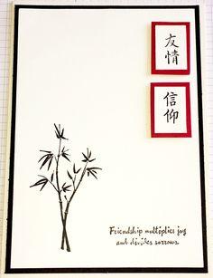 Artistically Asian stamp set