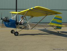Affordaplane pictures, images of the Affordaplane ultralight, experimental, lightsport aircraft.