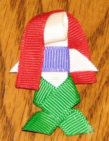 Mermaid Instructions - Hip Girl Boutique Free Hair Bow Instructions--Learn how to make hairbows and hair clips, FREE!