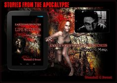 Earth's Survivors Life Stories: Jack and Maria Kindle by Wendell G Sweet and Geo Dell – PcGeos