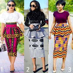 Ankara Skirt & Blouse Styles For all african Ladies - Hairstyles Ankara Wedding Styles, Ankara Styles For Men, Ankara Long Gown Styles, Beautiful Ankara Styles, Ankara Gowns, Ankara Dress, Dress Styles, Blouse Styles, Maxi Dresses