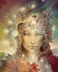 The goddess art of Susan Seddon Boulet