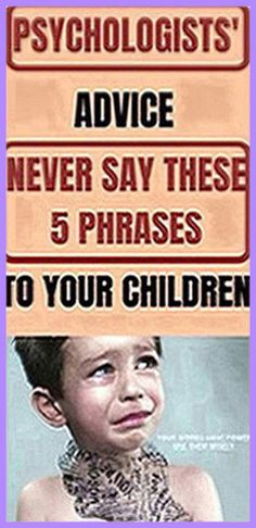 Psychologists Advises: Never Say These 5 Phrases to Your Children Good Healthy Recipes, Healthy Kids, Healthy Habits, How To Stay Healthy, Healthy Food, Healthy Living, Keto Recipes, Healthy Women, Fast Recipes