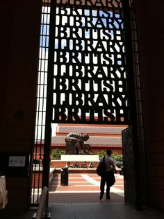 London photo of the day: British Library